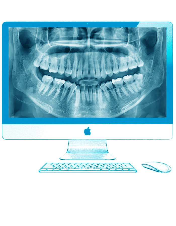 Dental computers repair