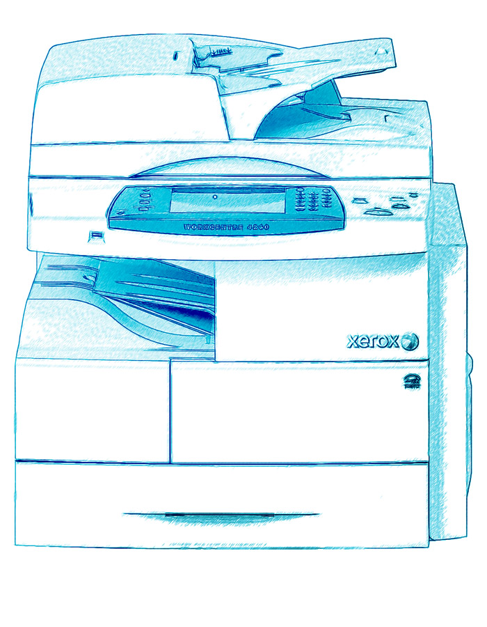Dental printer, fax, scanner repair