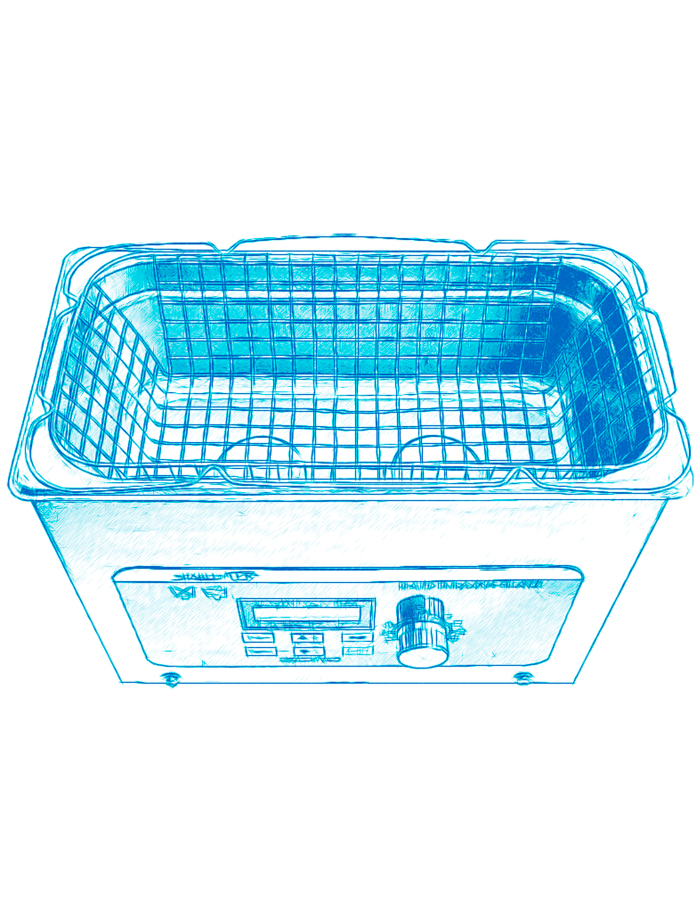 dental ultrasonic cleaner